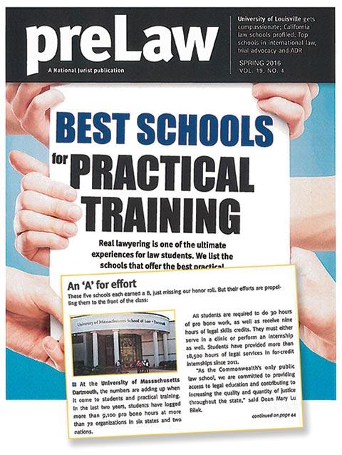 preLaw a national jurist publication